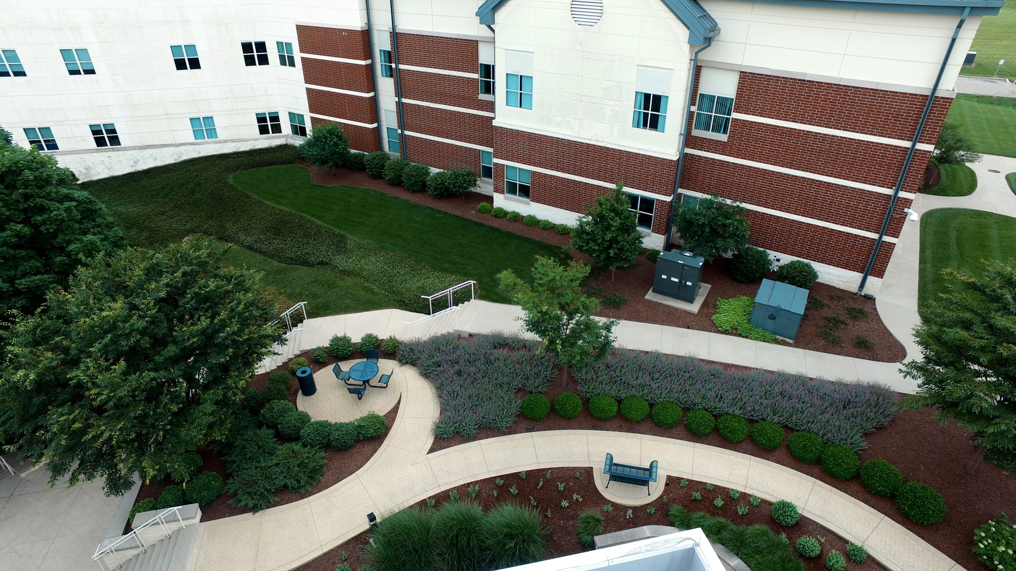 Landscape Services Hospitals and Healthcare Facilities